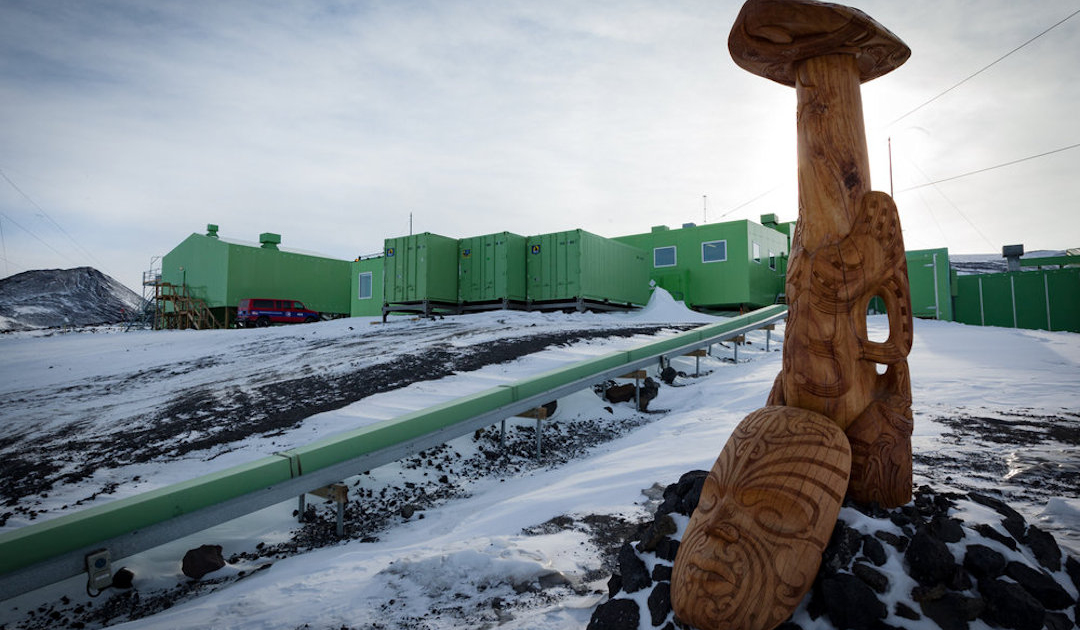Mehr Gewicht für Maori-Wissen über die Antarktis
