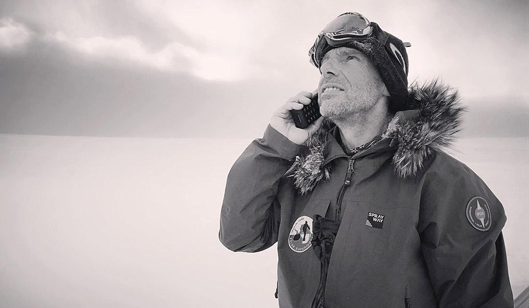 Polarforscher Dixie Dansercoer stirbt auf Expedition