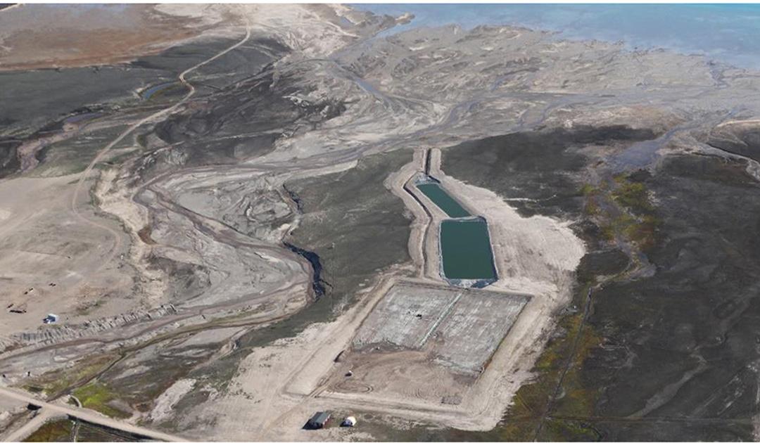 Bakterien bauen Diesel in Grönlands Boden ab