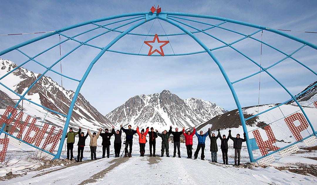 Russlands Arktis soll eine touristische Perle werden
