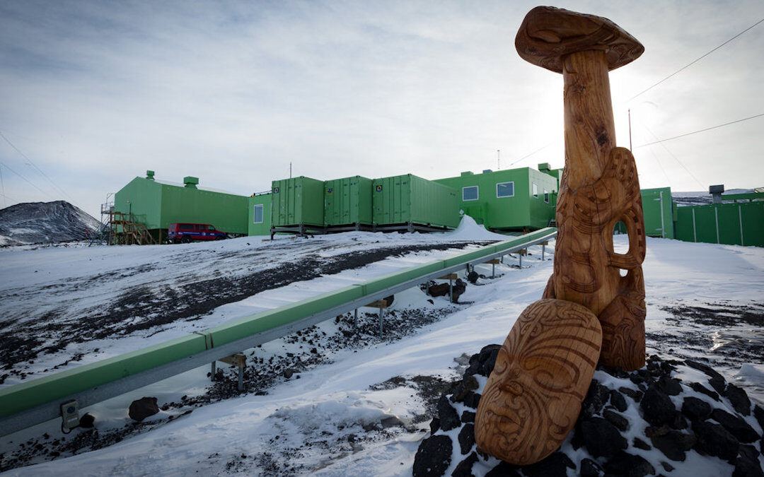 More weight for Maori knowledge about Antarctica