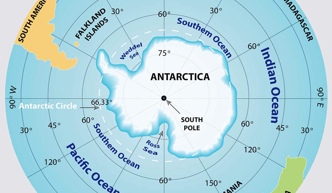 'Southern Ocean' recognised as fifth ocean