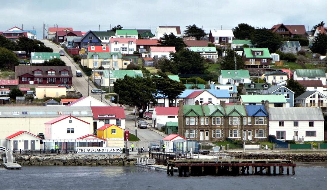 Keine grossen Kreuzfahrtschiffe für die Falklandinseln