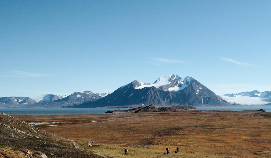 Nationalpark auf Svalbard wird ausgeweitet