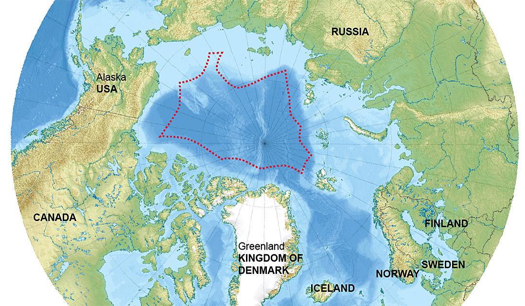 Fischerei-Verbot im zentralen Arktischen Ozean