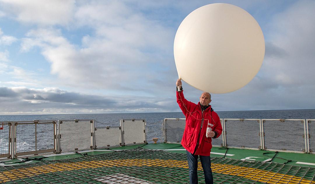 Klimawandel führt zu großen Ozonverlusten über der Arktis