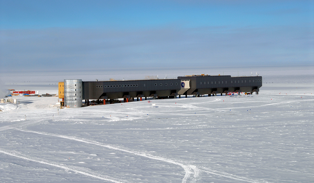 Challenging season for Antarctic stations