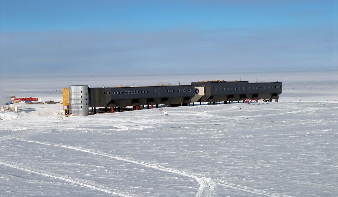 Herausfordernde Saison für antarktische Stationen