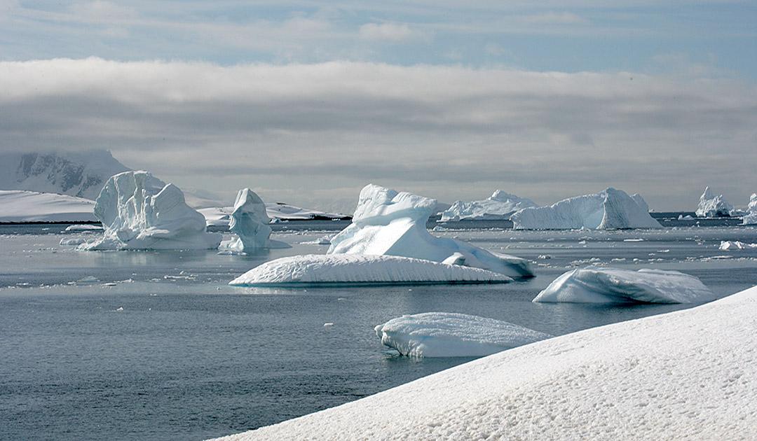 Neuer Temperaturrekord in der Antarktis