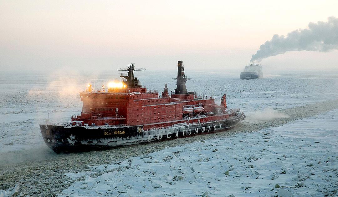 Russland plant Ausbau der Nordost-Passage