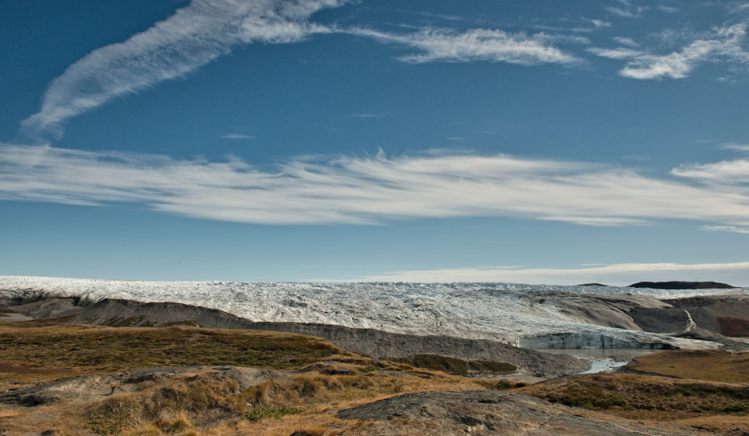 Heat in Canada as a benefit for Greenland's ice sheet