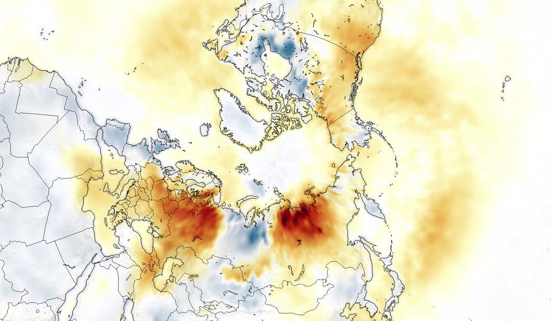 Hitzewellen auf der Nordhalbkugel wahrscheinlicher durch Klimawandel