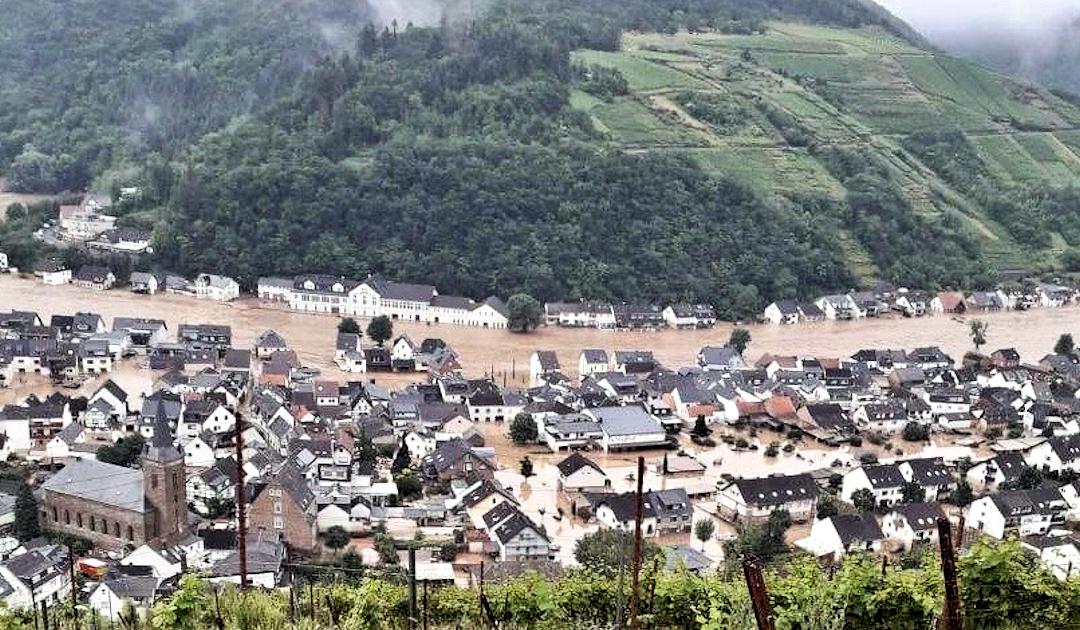 1.5°C sind zu hoch: Gedanken aus einem flutzerstörten Tal in Deutschland