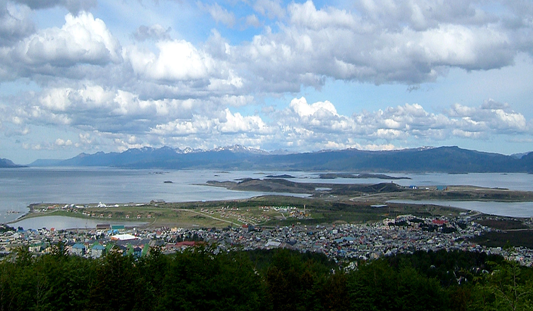 Argentinien baut Antarktis-Logistik-Center in Ushuaia