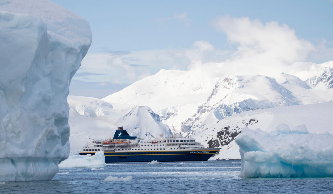 """New plans for the """"Grande Dame"""" of polar expeditions unveiled"""