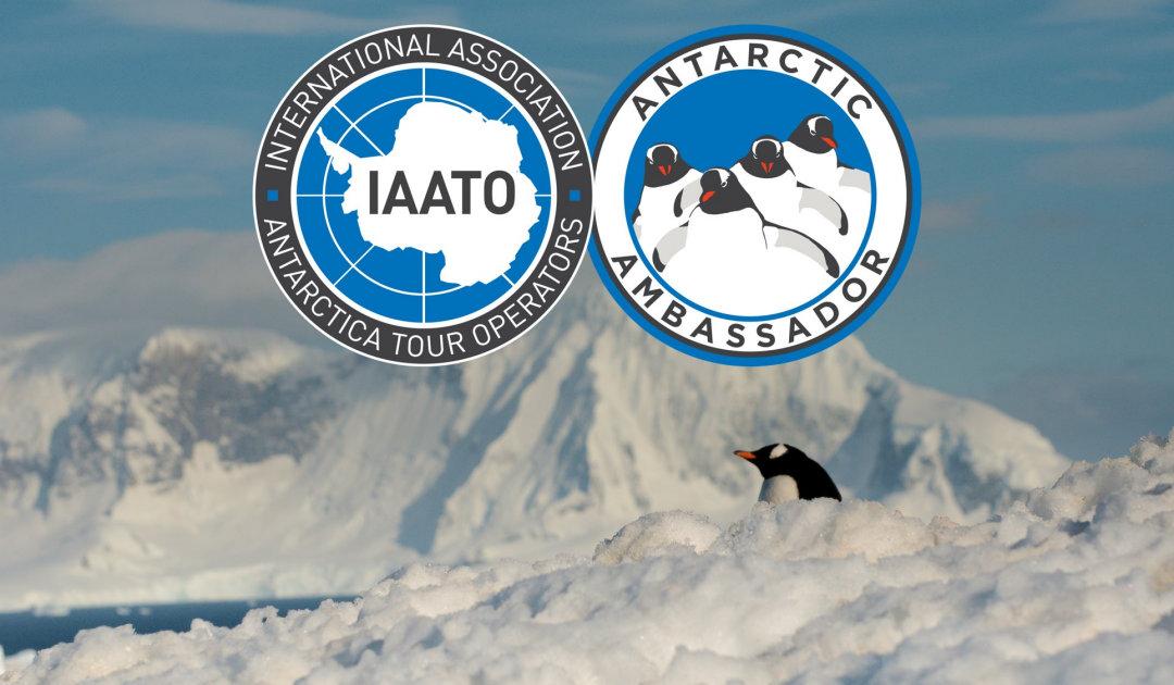 IAATO celebrates birthday and proclaims Antarctic Ambassador Day