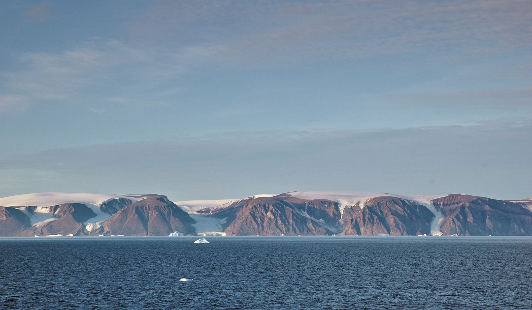 Greenland's ice loss also shifts the earth's crust in Europe