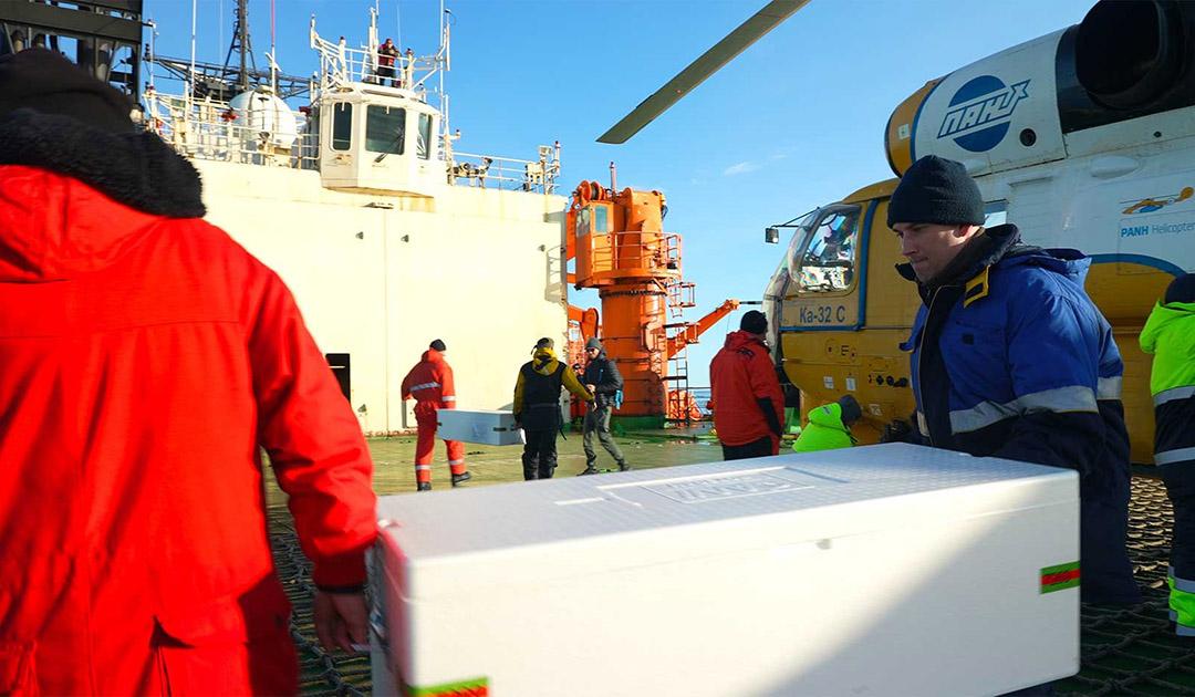 Arctic Century Expedition Blog — die Tage 7 & 8