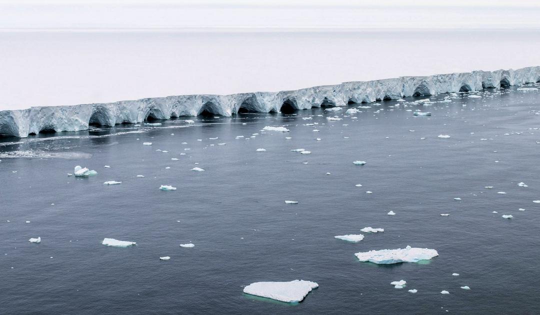Fördert Erdwärme das Schmelzen des Thwaites-Gletschers?