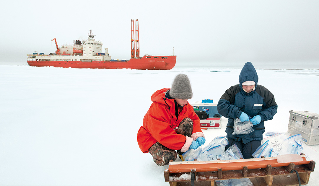 Arctic Century Expedition set off from Murmansk