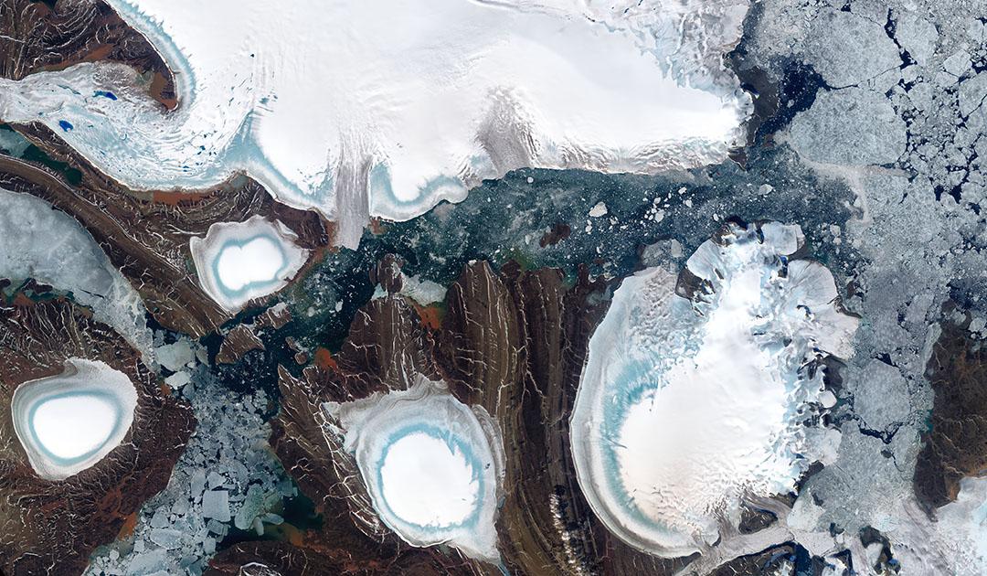 «Atlantifizierung» lässt Eiskappen in Russischer Arktis schneller schmelzen