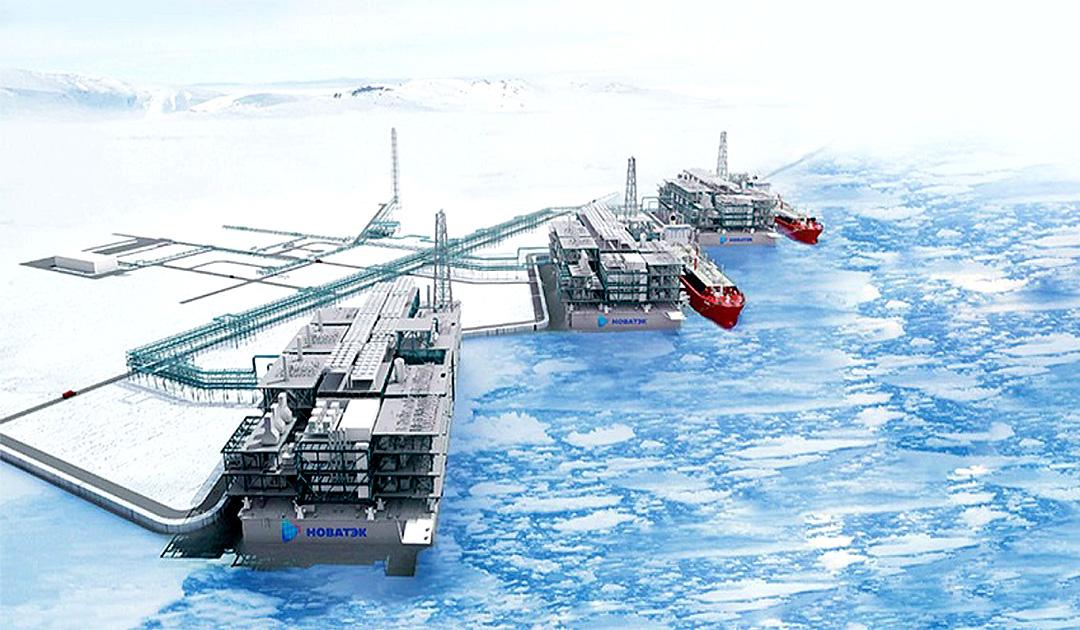 Indien möchten sich an Arctic LNG 2 beteiligen