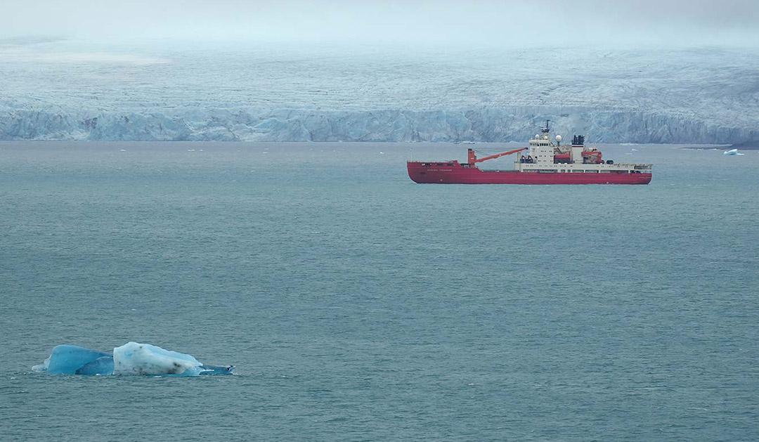 Ein Monat Arctic Century Expedition