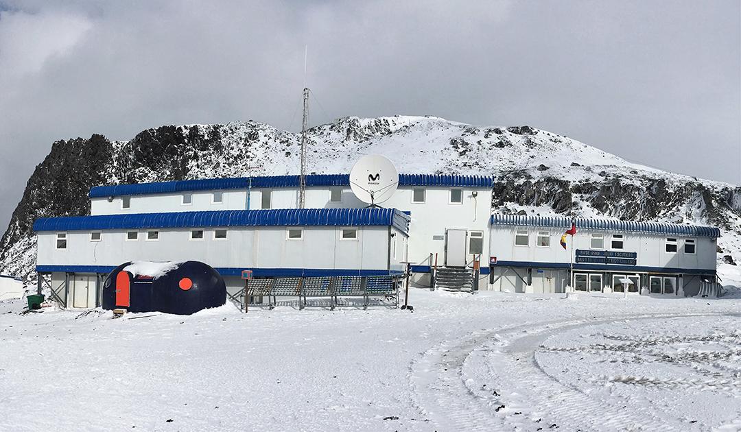 Chilenische Antarktisbasen wechseln zu «grünem» Strom