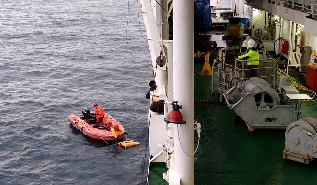 Nuclear reactor found in the Kara Sea