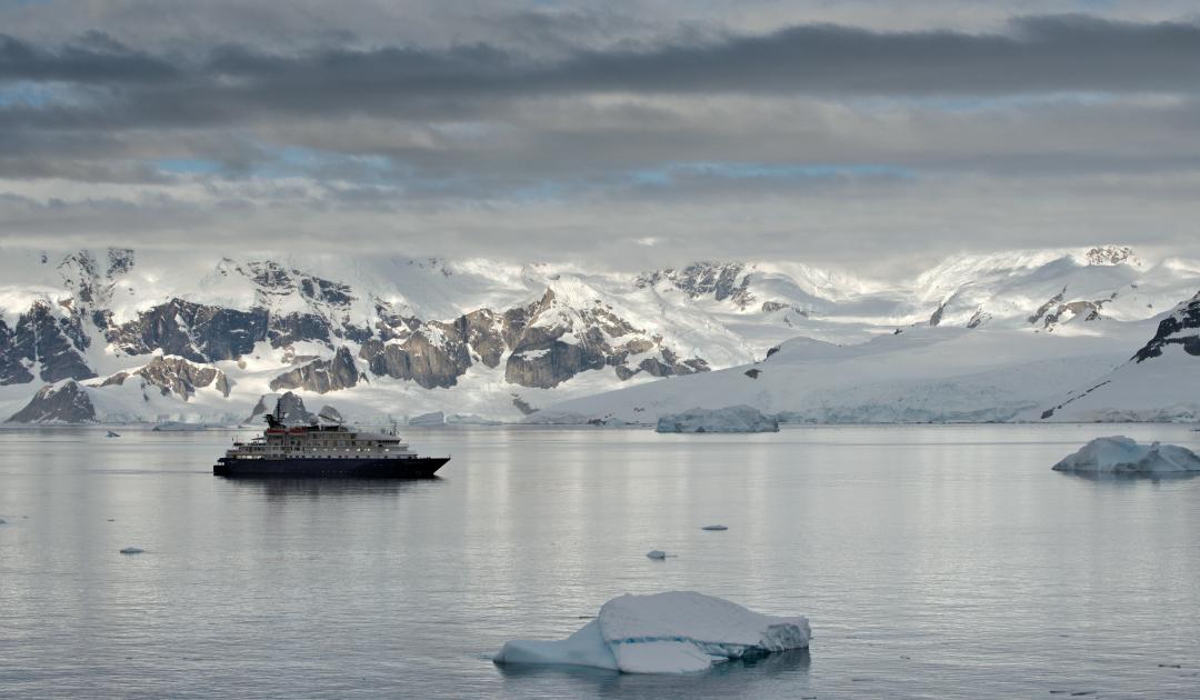 IAATO-Mitglieder bereiten sich auf Antarktissaison vor