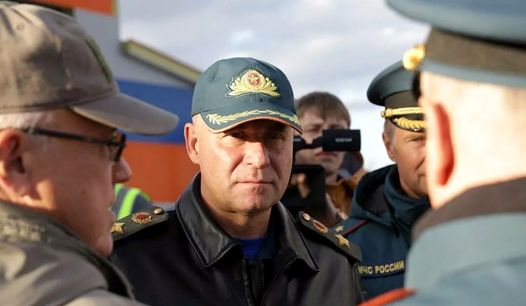 Russian minister dies during exercise in the Arctic