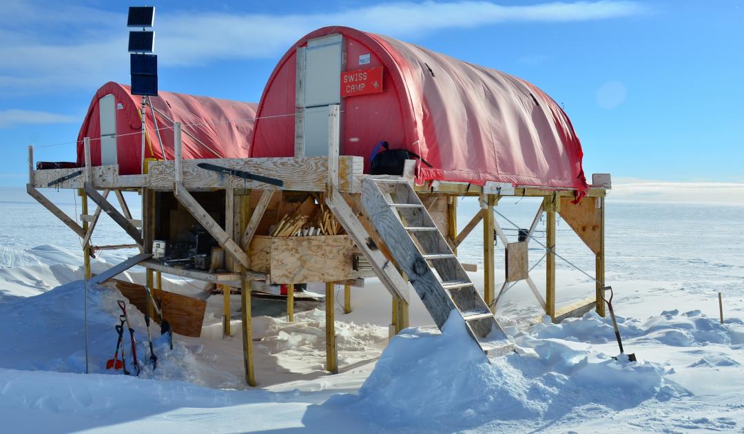 Swiss Camp Grönland – Das Ende einer Ära