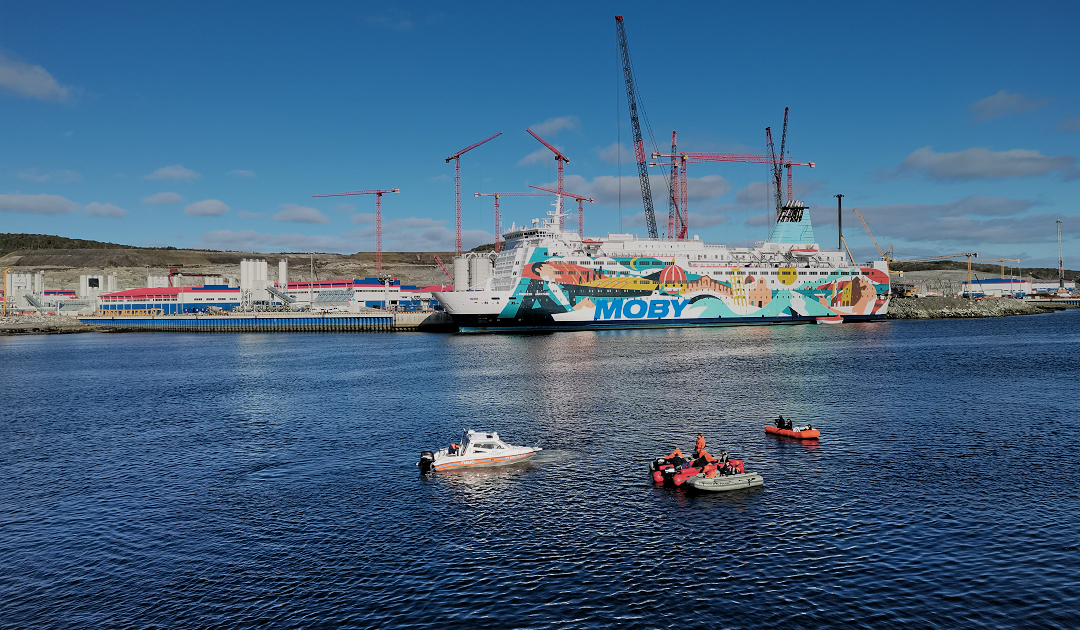 First large-scale exercise to protect the Arctic during emergencies