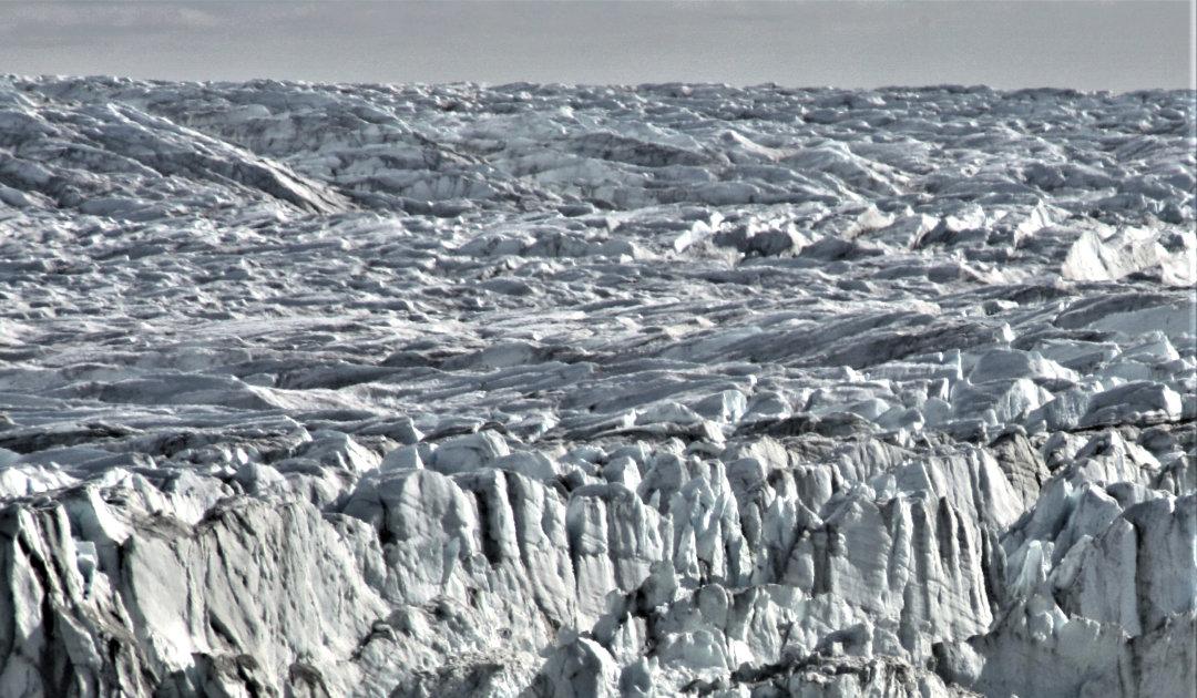 Wenn es auf Grönlands Eis regnet…