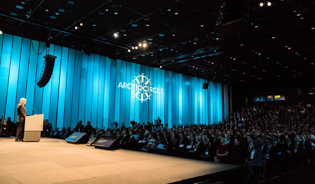 Grösstes Arktis-Treffen kehrt wieder auf die Bühne zurück