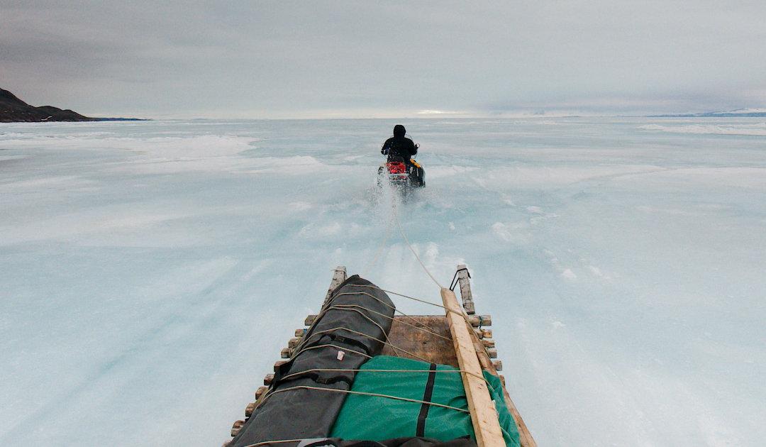 Kanadisches Meereis-Projekt gewinnt ersten «Arctic Action» Preis