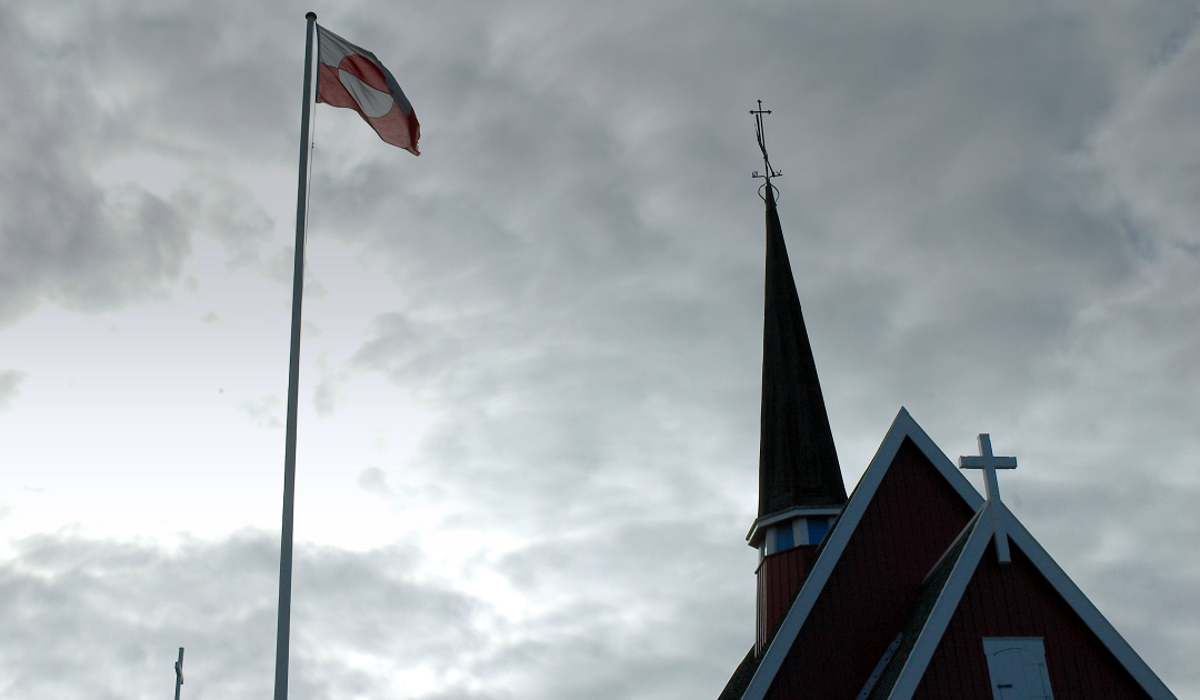 New bishop for Greenland inaugurated